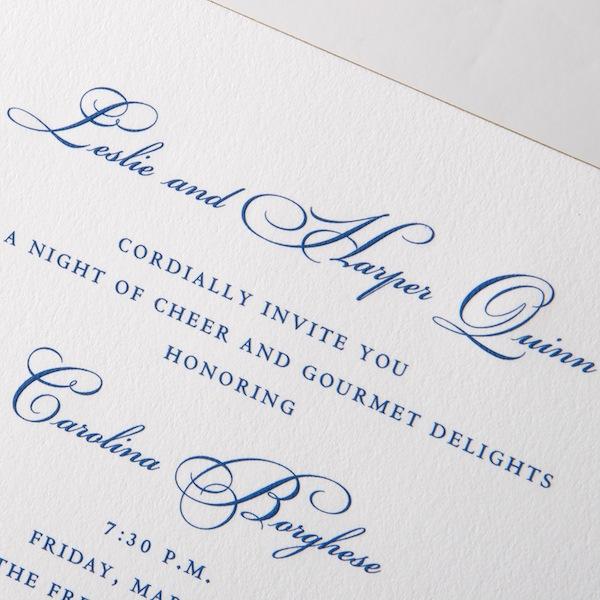 Wedding invitation etiquette 101 crane amp co the blog