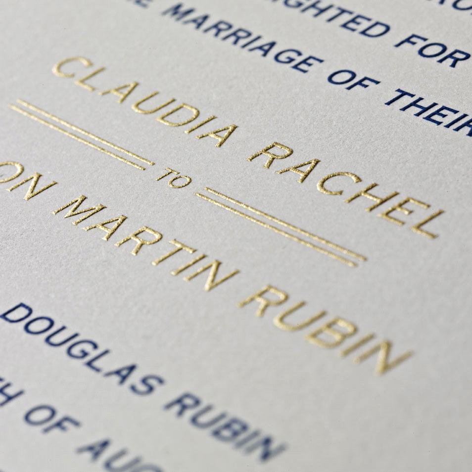 Wedding Gift Engraving Etiquette : admirals-club-wedding-invitation-engraved Crane & Co.: The Blog