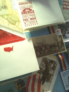 crane and co americana collection at the national stationery show