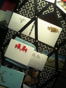 crane and co signature collection at the national stationery show