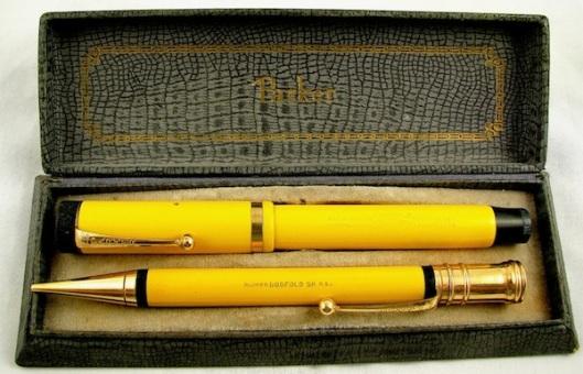 vintage parker pen
