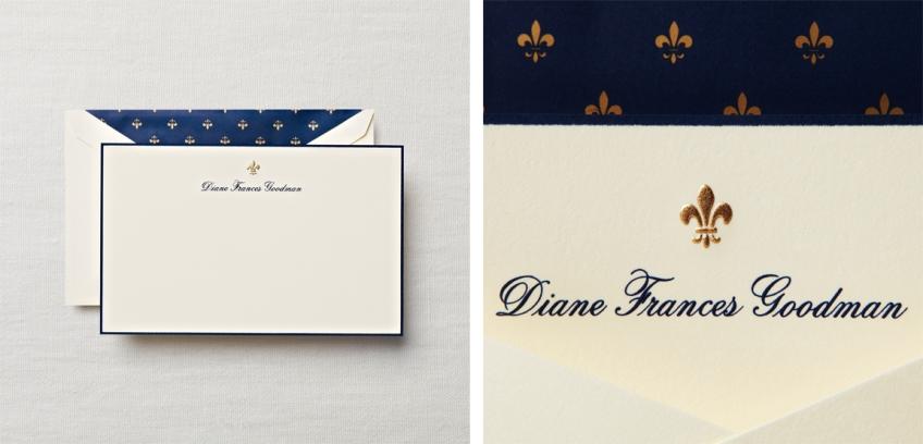 Engraved-Bordered-Noblesse-Correspondence-Card
