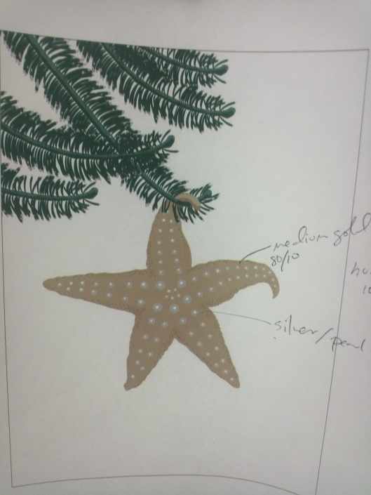 holiday-2013-starfish-and-pine-drawing