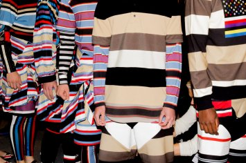 striped liner inspiration