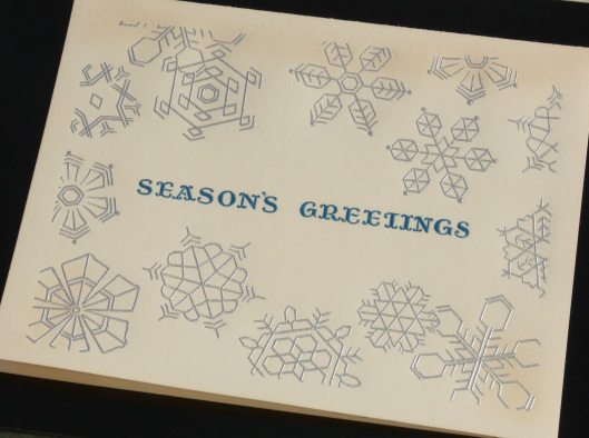 seasons greetings holiday card archive
