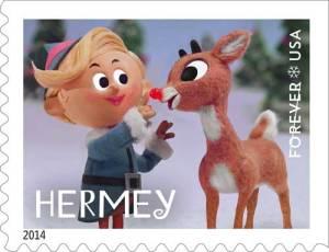 hermey stamp