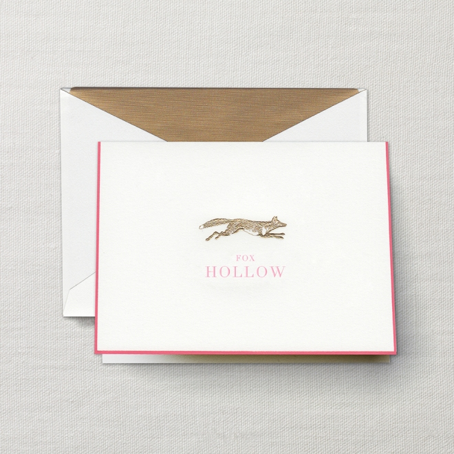 house-stationery-fox-hollow
