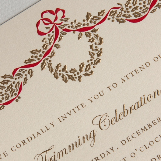 holly-bough-holiday-invitation-detail