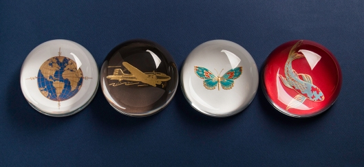 Crane & Co. 1801 Collection Paperweights